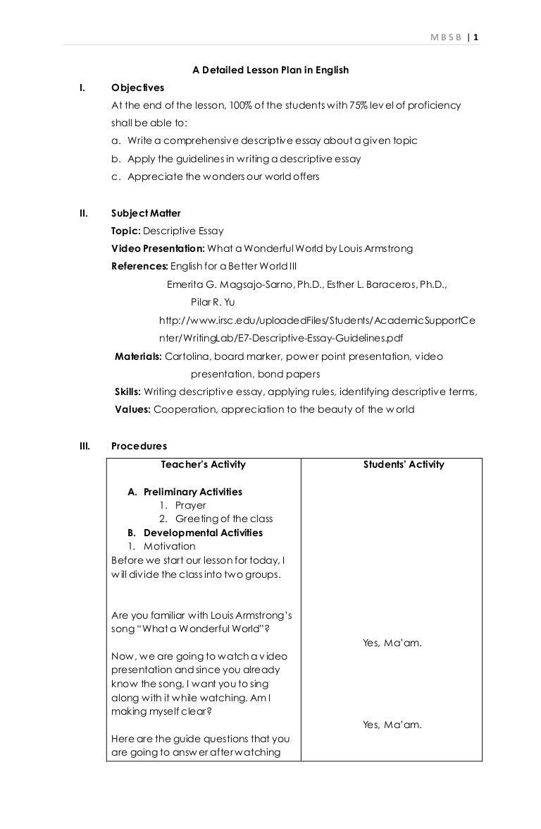 importance of classroom procedures