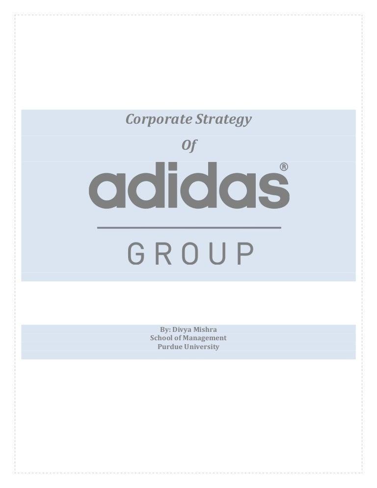 adidas branding strategy