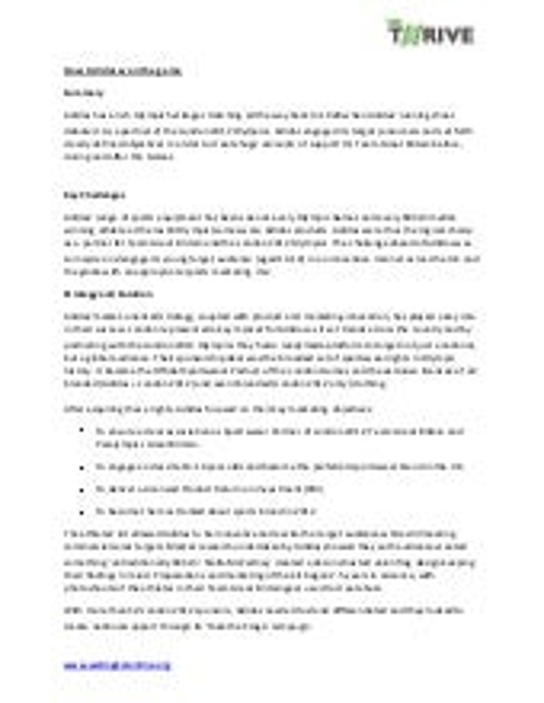 Adidas Marketing Case Study