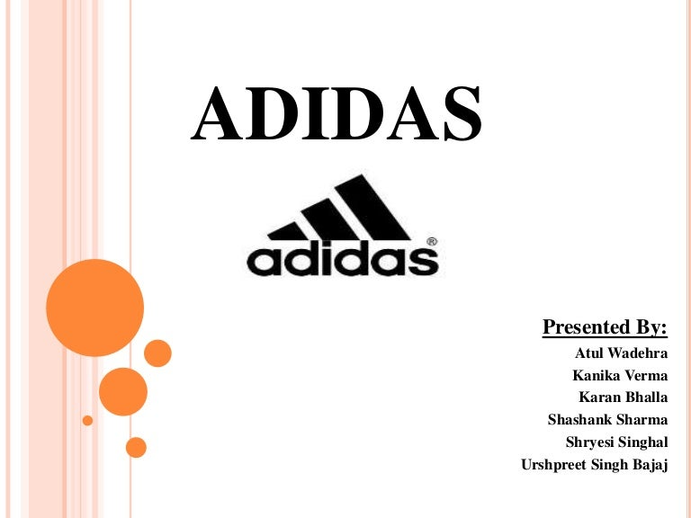 New Logo For Adidas