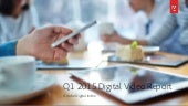 Adobe Digital Index Q1 2015 Digital Video Report