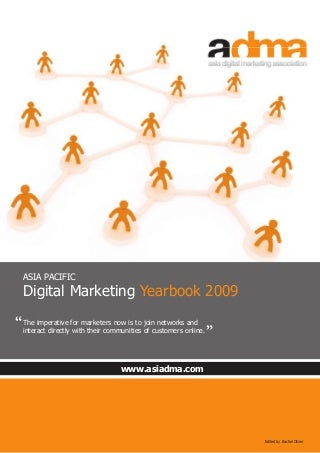 Adma Digital Marketing Yearbook 2009