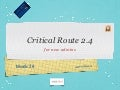 Admin Critical Route for Moodle 2.4