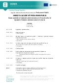 Administrative court and public procurement agenda Albanian
