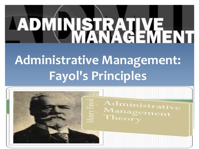fayols 4 functions of management There are several different processes of management, but four old-fashioned, but key functions that provide the technology of management are identified as: planning, organizing, motivating, and.