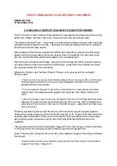 Adop supp fund press r15 november