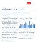 Workplace Economy July 2013 - Jobs Report