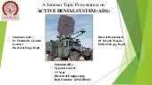 Active Denial System: Non-Lethal Weaponary
