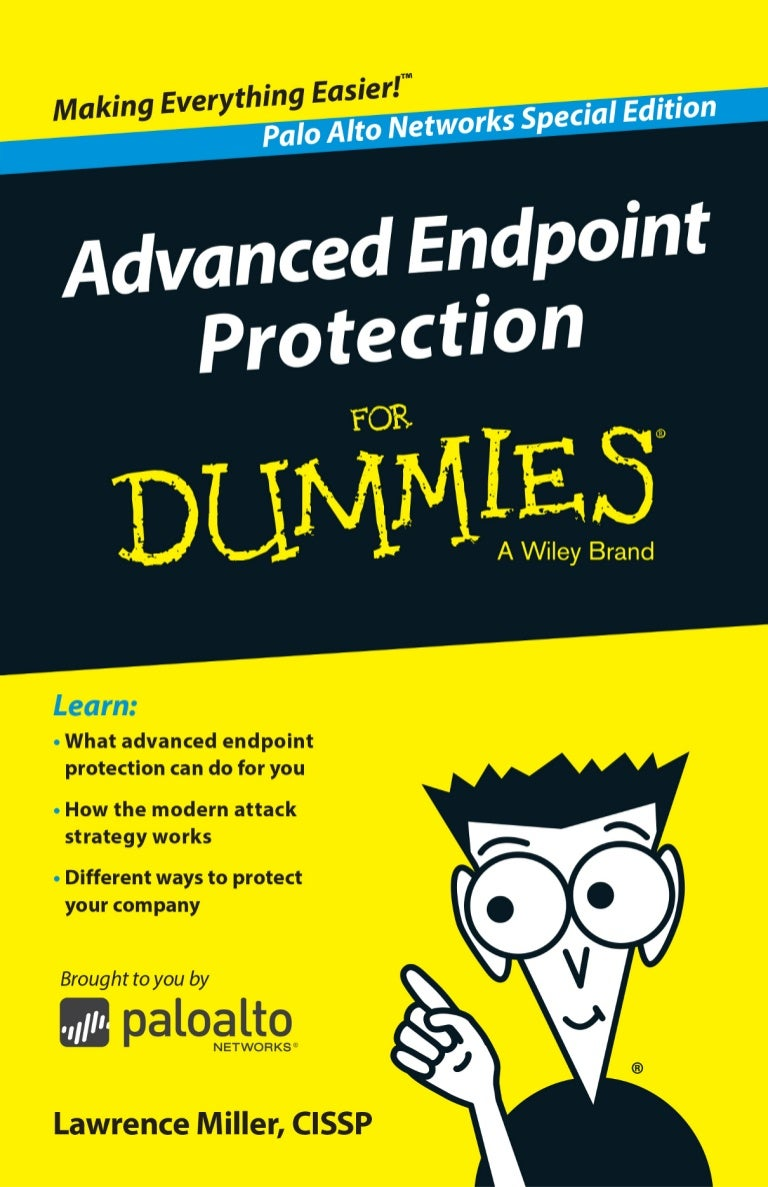 advanced endpoint protection for dummies pdf 8 w 1994 - Resume For Dummies