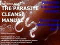 THE BUG MANUAL: PARASITES ~The Hidden Epidemic behind failed Weight Loss , Sickness and Chronic Disease