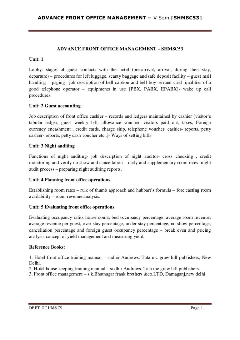 100 hotel front desk resume examples best photos of front