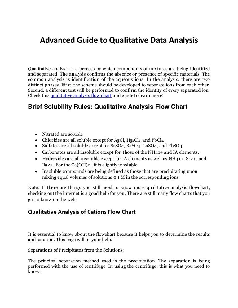 Your Complete Guide To Qualitative Data Analysis