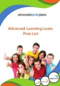 Advanced learning Loans by Pathway, birmingham
