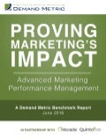 Advanced Marketing Performance Management Benchmark Report