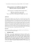 Advancement of ucp with end user