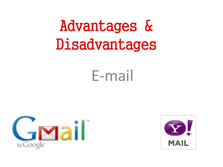 essay on disadvantages of email Email has many disadvantages that may cause people to prefer other forms of communication, such as texting email can be seen as too formal or impersonal.