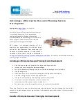 Advantages of Enterprise Resource Planning System Development