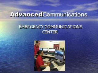Senior Living Services by Advanced Communications