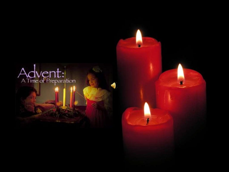 the season of advent. Black Bedroom Furniture Sets. Home Design Ideas