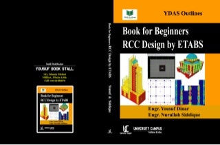 Book for Beginners, RCC Design by ETABS