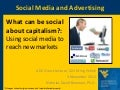 Social Media Advertising (WVU Guest Talk )