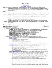 Sample Resume Resume Builder Template Example For Administrative Assistant  With Experience Sample Resume Builder Scribd