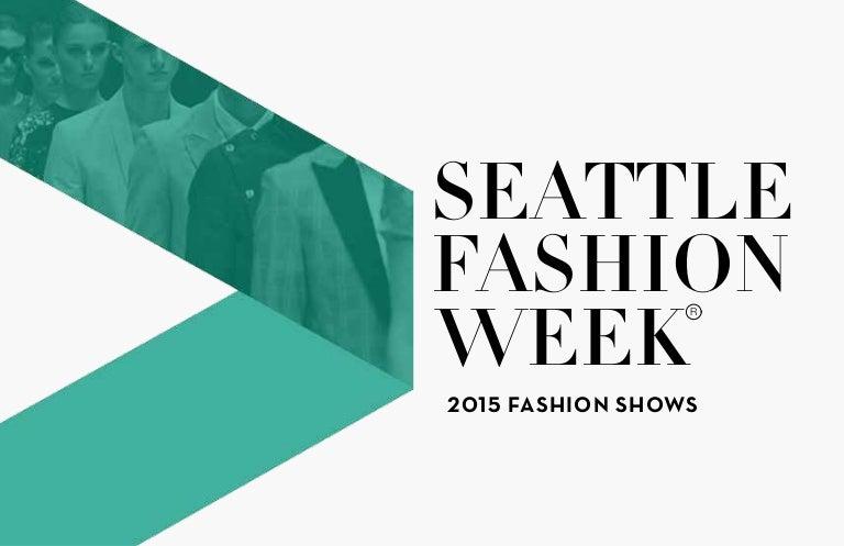 Seattle Fashion Week's logo