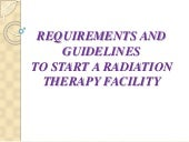 Aerb Guidlines for starting , decommissioning, replacing source and responsibilities of people associated in a radiation facility