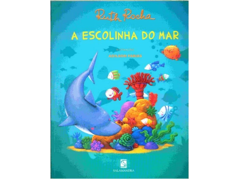 Well-known A escolinha do mar, ruth rocha SW52