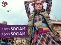 Ações sociais - Redes sociais