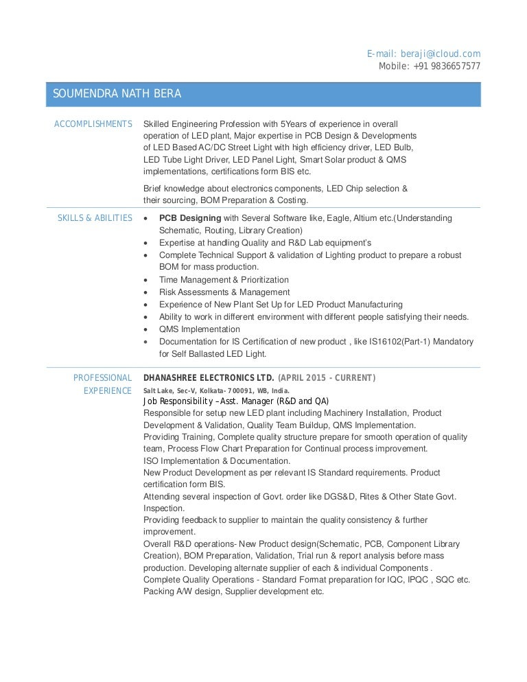 resume 2017 signed