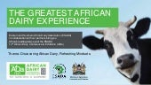 African Dairy Conference and Exhibition (Breakfast Launch)