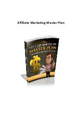 Affiliate marketing master_plan