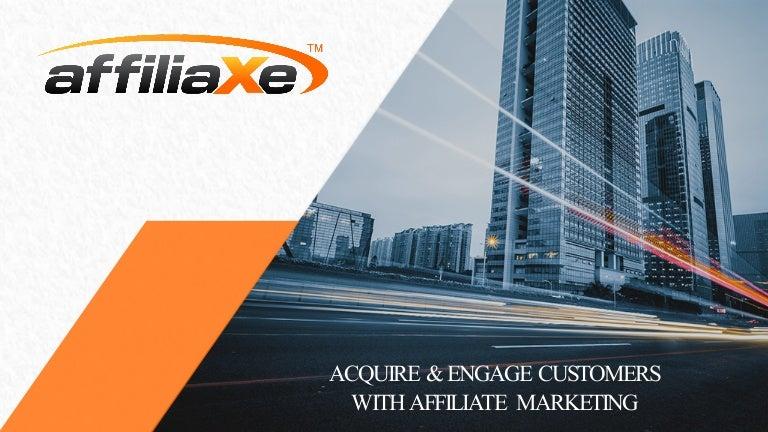 affiliaxe global affiliate network mobile desktop media kit for advertisers