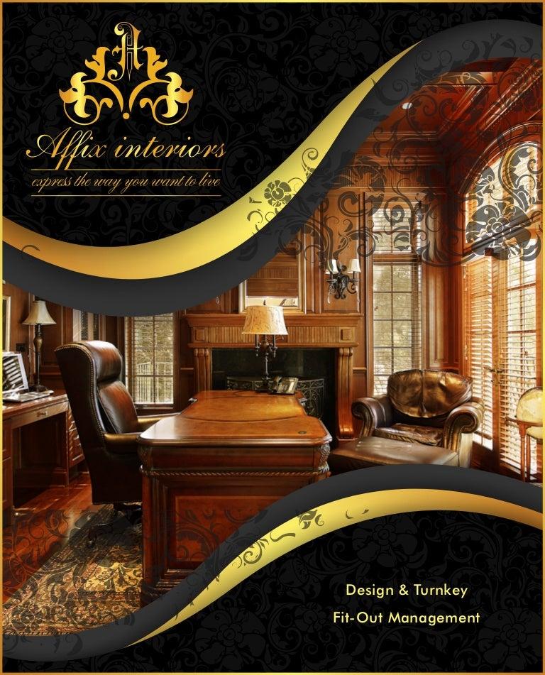 Affix Interiors Catalog