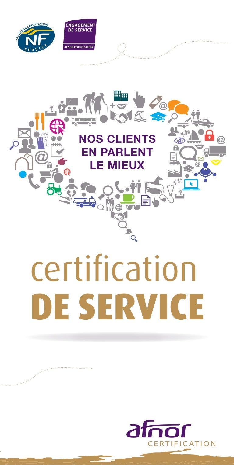 10c0c95520afd5 Recueil de témoignages d entreprises et organismes certifiés pour la …