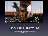 INBOUND MARKETING for Fundraising