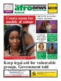 Afro news article nov 2011