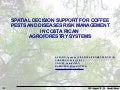 Coffee Pests and Diseases in Costa Rica