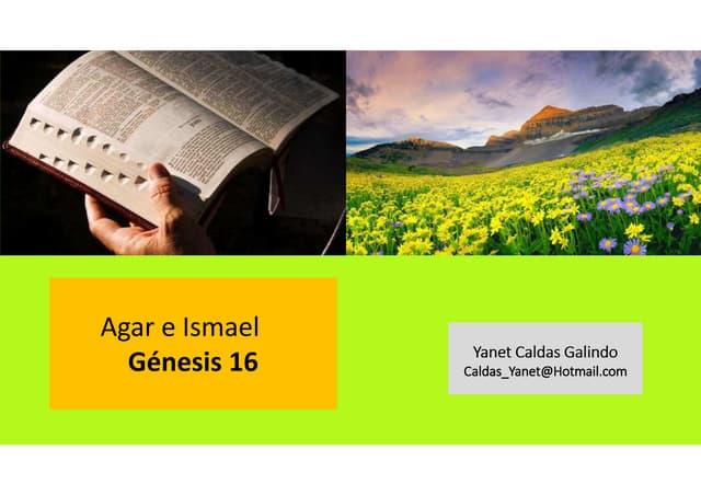 Agar e Ismael