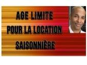Quel est l'âge limite pour faire de la location courte durée ?