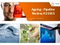 Ageing   pipeline review, h2 2015