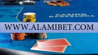 Agen Bandar Poker - AlamiBet.com