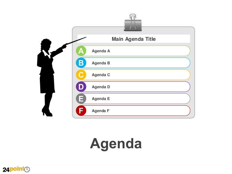 Meeting Agenda Template Ppt Kubreforic