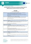 Agenda- Seminar Standard Cost Model - Turkey, 5-6 April 2018 - Turkish
