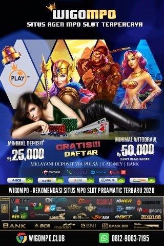 agen game slot pragmatic play