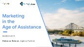 Age of assistance - Google Marketing Masterclass