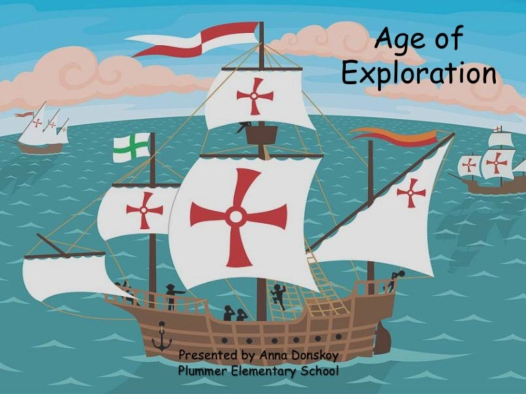 The Age Of Exploration: Erikson And Columbus
