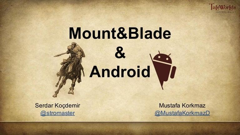 Скачать Игру Mount And Blade На Андроид - фото 9
