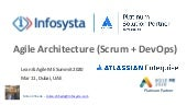 Agile Architecture (Scrum + DevOps) by Milan Chheda